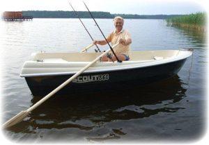 Nowa łódź SOLAR 360 SCOUT