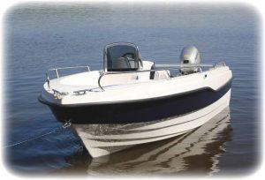 Nowa łódź SOLAR 440 WEEKEND