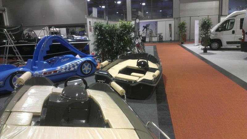 """Wystawa Klagenfurt New!! """"SOLAR 430 S. Eco"""""""
