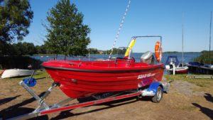 SOLAR 450 CONGO wersja ratownicza.
